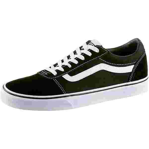 Vans Ward Sneaker Herren black-white