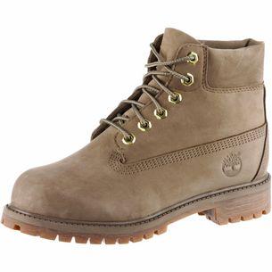 TIMBERLAND 6 Inch Boots Kinder dark grey