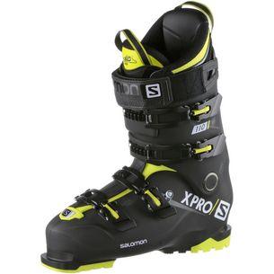 Salomon ALP. BOOTS X PRO 110 Skischuhe Herren Black/Acid Green/Wh