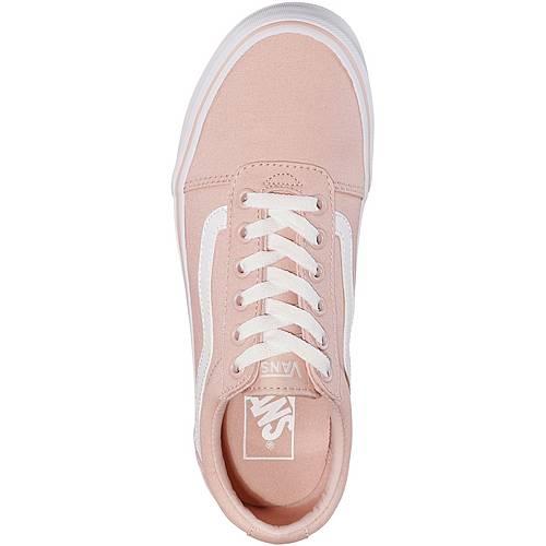 Vans Ward Sneaker Damen sepia rose im Online Shop von