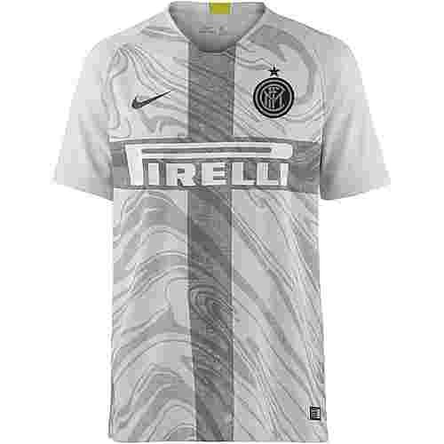 Nike Inter Mailand 18/19 CL Fußballtrikot Herren vast grey-thunder blue