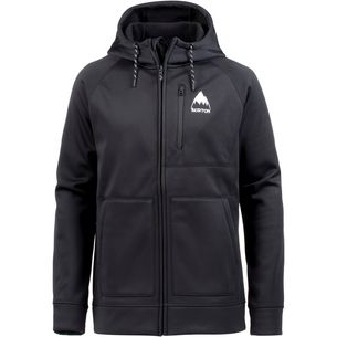 Burton Crown Sweatjacke Herren true black