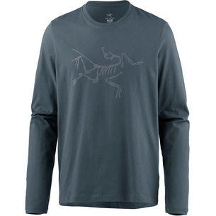 Arcteryx Archaeopteryx Langarmshirt Herren Neptune