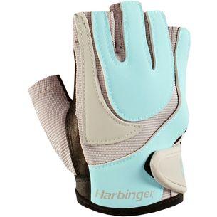 Harbinger Fitnesshandschuhe Damen blue-gray