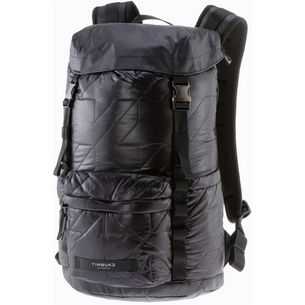 Timbuk2 Launch Daypack jet black quilted