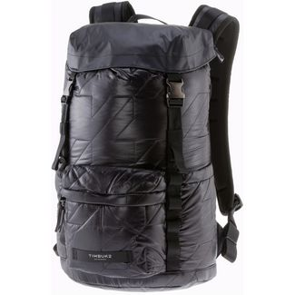 Timbuk2 Rucksack Launch Daypack jet black quilted