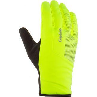 GripGrab Ride Waterproof Hi-Vis Thermal Fahrradhandschuhe fluo yellow