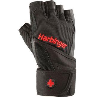 Harbinger Fitnesshandschuhe Herren black