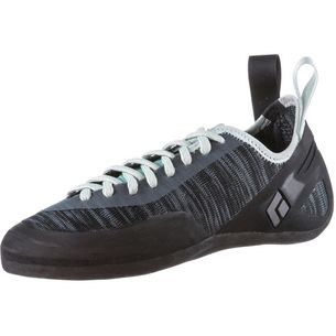 Black Diamond Momentum Lace Kletterschuhe Damen ash