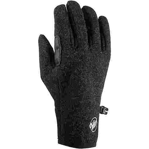 Mammut Passion Outdoorhandschuhe black mélange
