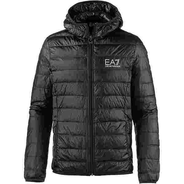 EA7 Emporio Armani Daunenjacke Herren black