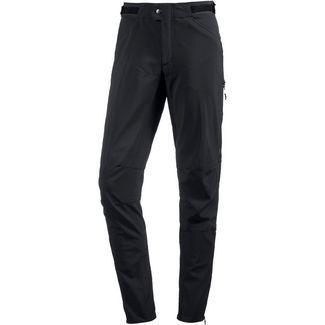 VAUDE Men's Qimsa Softshell Pants II Fahrradhose black