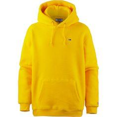 Tommy Jeans Fleecepullover Herren golden yellow