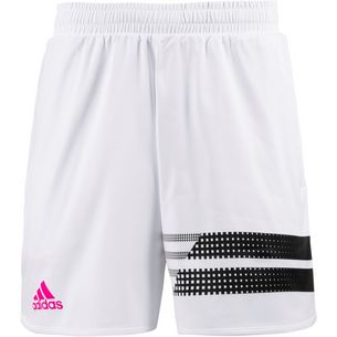 adidas SEASONAL SHORT Tennisshorts Herren white