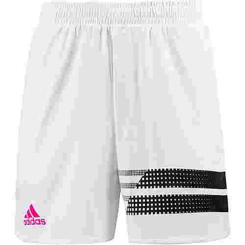 adidas SEASONAL SHORT Tennisshorts Herren white