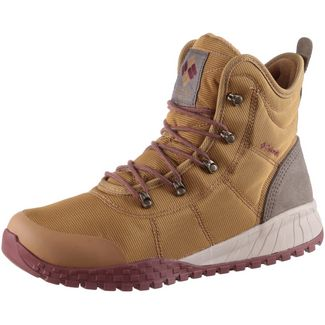 Columbia Fairbanks Omni-Heat Winterschuhe Herren elk-deep rust