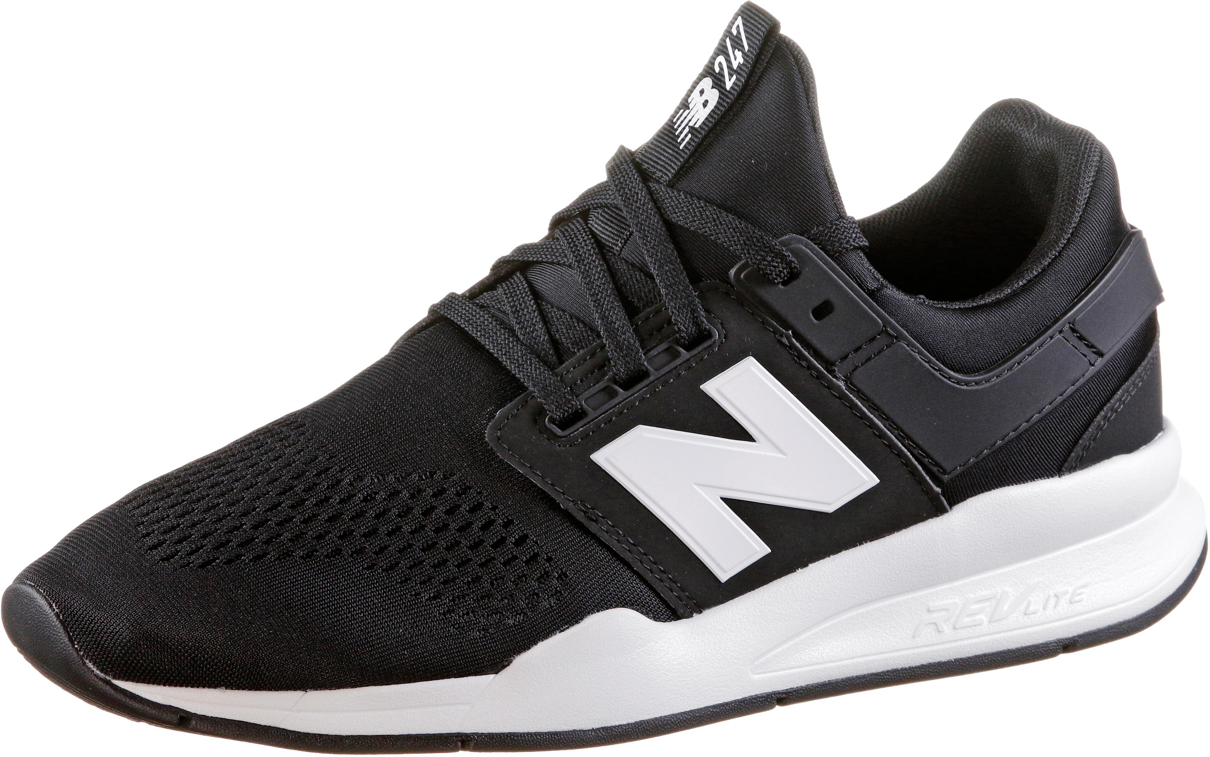 503995cf39 NEW BALANCE MS247 Sneaker Herren black im Online Shop von SportScheck kaufen