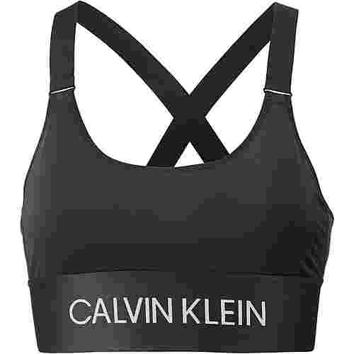 calvin klein sport bh damen ck black im online shop von sportscheck kaufen. Black Bedroom Furniture Sets. Home Design Ideas