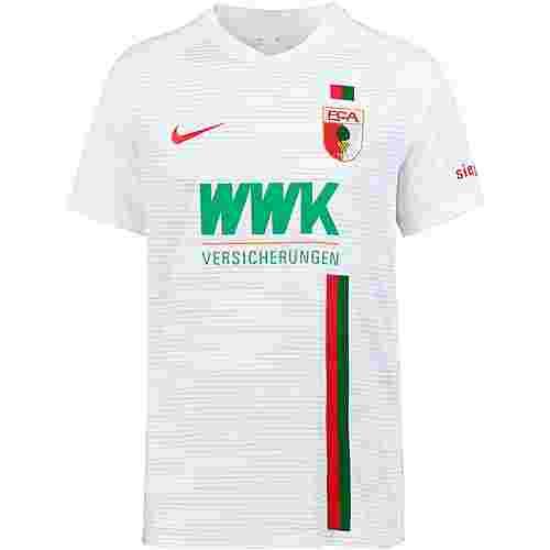 Nike FC Augsburg 18/19 Heim Fußballtrikot Herren weiß