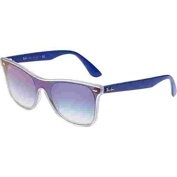 RAY-BAN 0RB4440N Sonnenbrille transparent