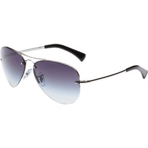 RAY-BAN 0RB3449 Sonnenbrille silver
