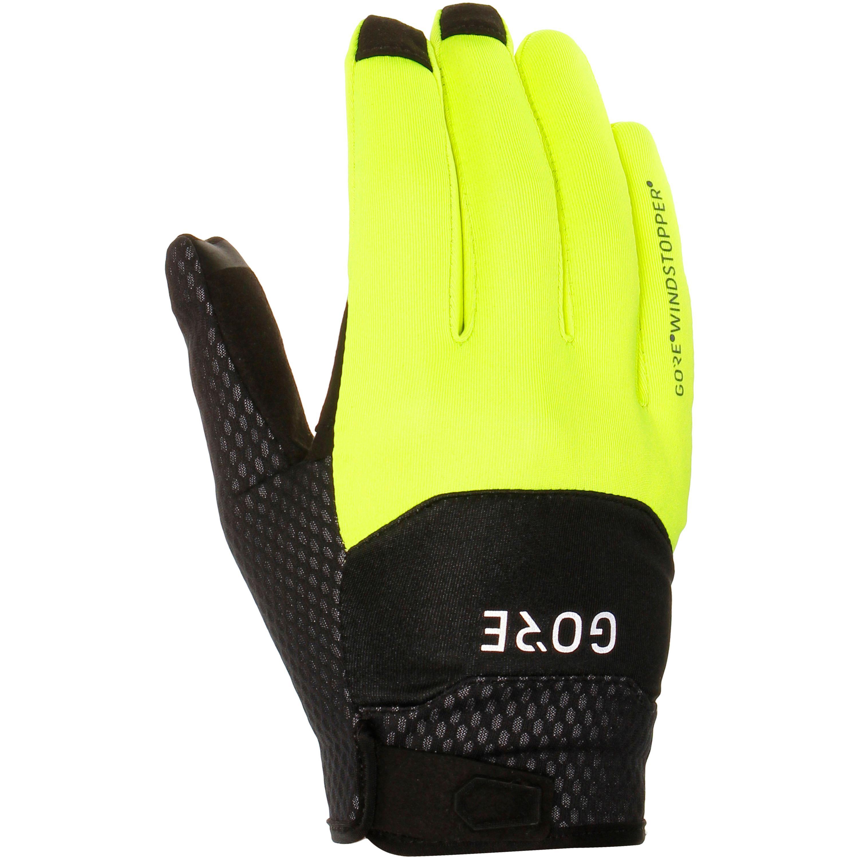 Image of GORE® WEAR C5 Gore Windstopper Gloves Fahrradhandschuhe
