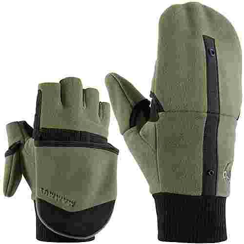 Mammut Shelter GORE-TEX® Outdoorhandschuhe iguana