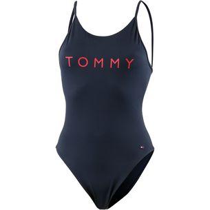 Tommy Hilfiger Badeanzug Damen navy blazer