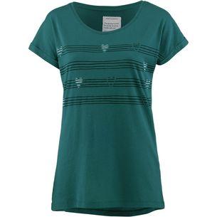 ARMEDANGELS Liv T-Shirt Damen mallard green