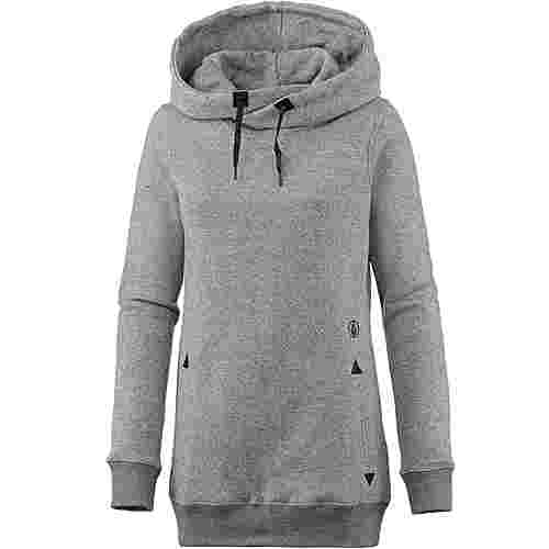 Volcom Tower Hoodie Damen healther grey