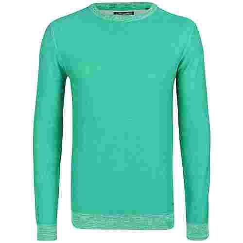 Petrol Industries Sweatshirt Herren Lizard Green