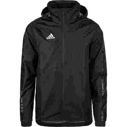 adidas Condivo 18 Storm Funktionsjacke Herren schwarz / weiß