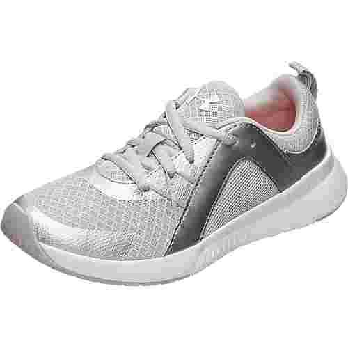 Under Armour Tempo Trainer Fitnessschuhe Damen grau / silber / weiß