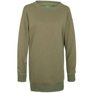 MYMO Sweatshirt Damen oliv