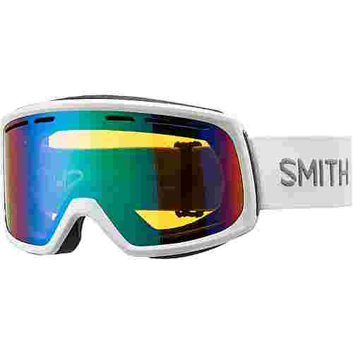 Smith Optics RANGE; Green Sol-X Mirror Skibrille White