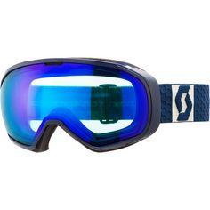 SCOTT Fix blue chrome Skibrille eclipse blue/grey