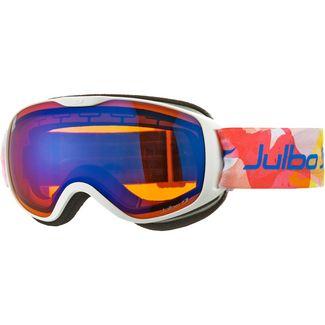 Julbo PIONEER Skibrille weiss tye&dye