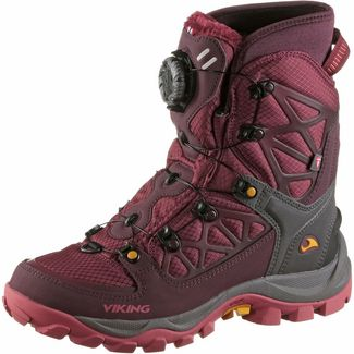 Viking Constrictor III Boa GTX® Winterschuhe Damen wine-dark red