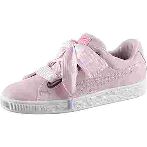 PUMA SUEDE HEART STREET 2 Sneaker Damen winsome orchid-winsome orchid