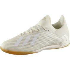 adidas X TANGO 18.3 IN Fußballschuhe Herren off white