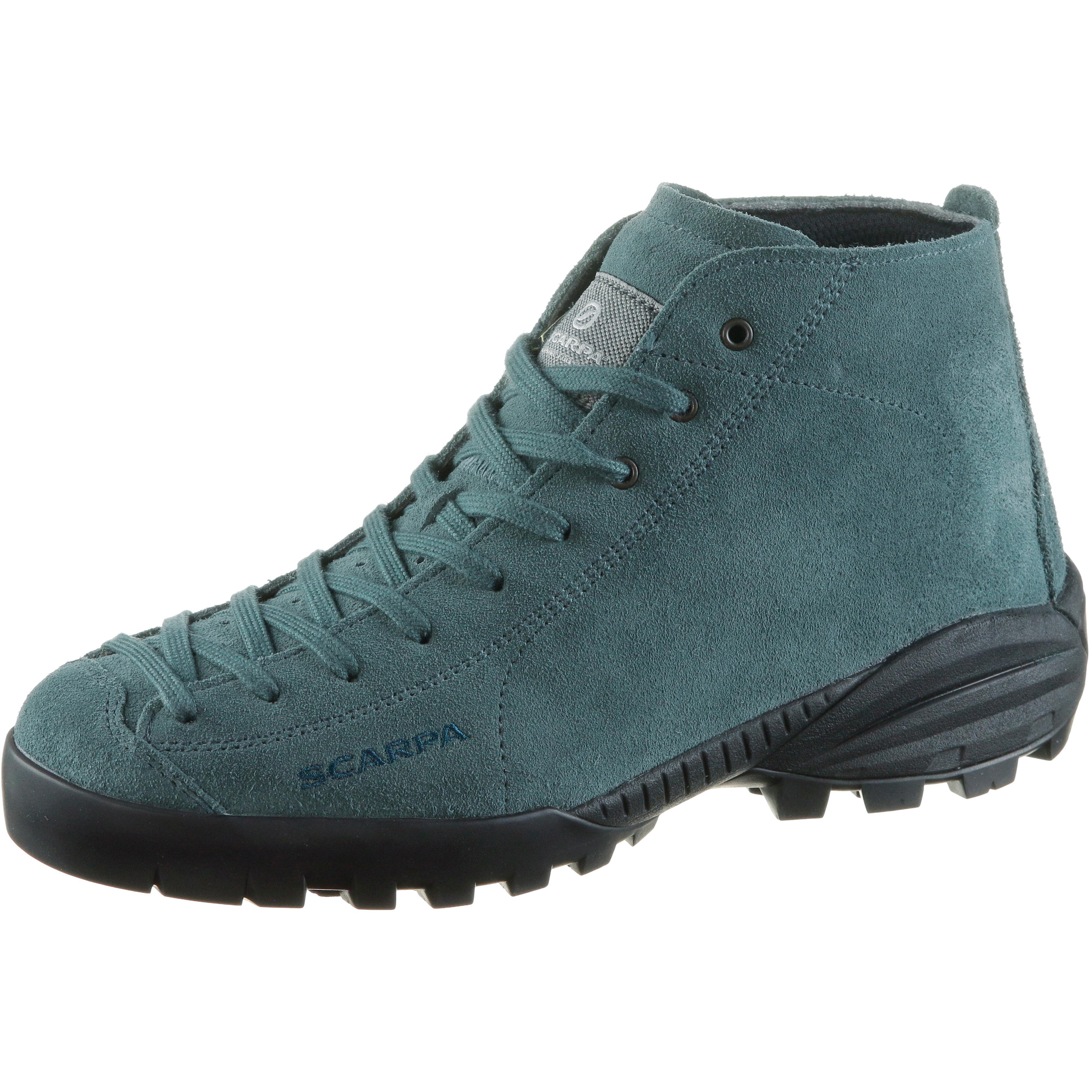 Scarpa Mojito City Mid Wool GTX Freizeitschuhe Damen nile Blau im Online Shop von SportScheck kaufen Gute Qualität beliebte Schuhe