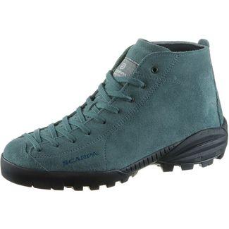 Scarpa Mojito City Mid Wool GTX® Freizeitschuhe Damen nile blue