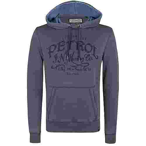 Petrol Industries Sweatshirt Herren Bright Steel