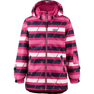 Lego Wear Skijacke Kinder dark pink