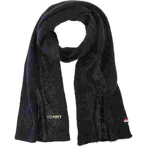 Tommy Jeans Knit Scarf Schal Damen tommy-navy
