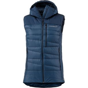 sale retailer 225cf 828bc Westen » Daunenweste im Sale in blau im Online Shop von ...