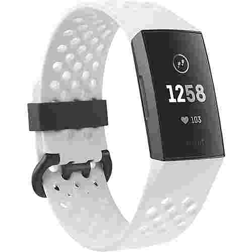 FitBit Charge 3 Special Fitness Tracker graphite-white