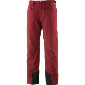 Salomon Icemania Skihose Herren biking red