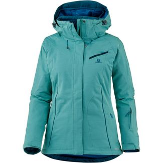 Salomon FANTASY Skijacke Damen waterfall-heather