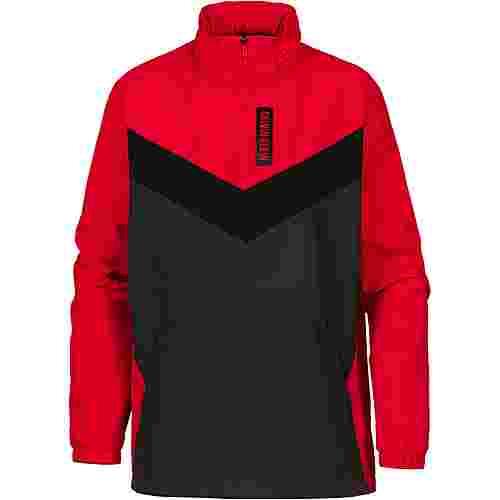 Calvin Klein Trainingsjacke Herren racing-red/gunmetal/ck-black